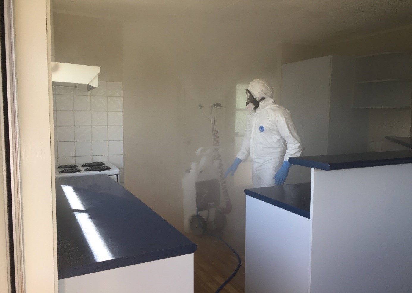Extreme Cleaning Solutions Meth decontamination